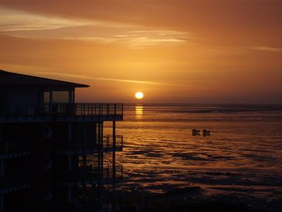 Der Artikel berichtet über einen möglichen Urlaub in Duhnen an der Nordsee.