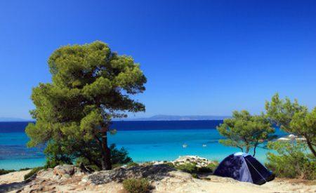 Campingurlaub an der französischen Südküste
