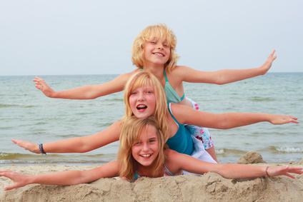 Urlaub für Kinder – Kinderreisen im Feriencamp in Deutschland