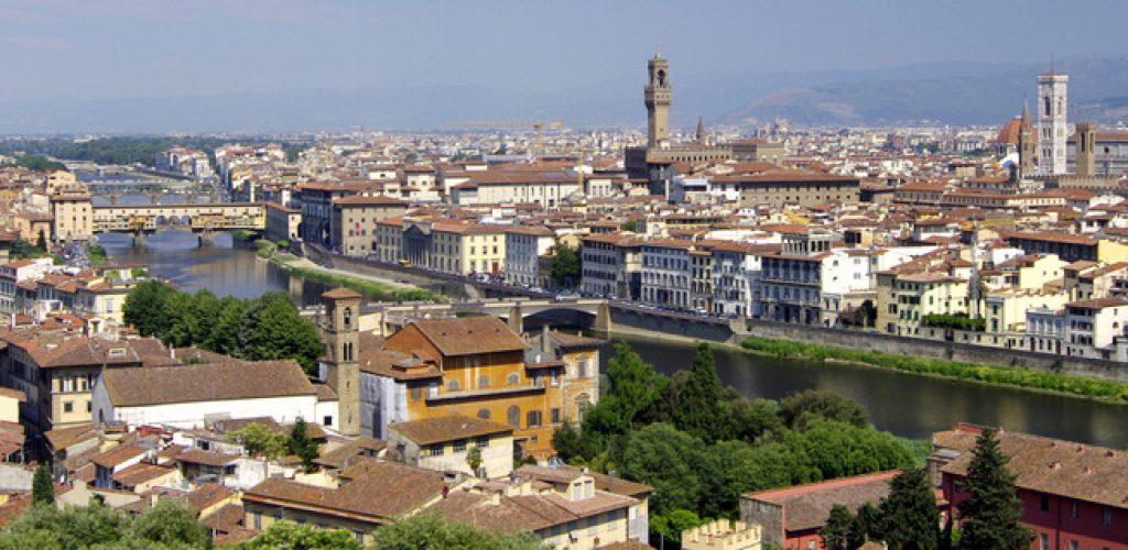 Florenz – Ferienanlagen in der Hauptstadt der Toskana