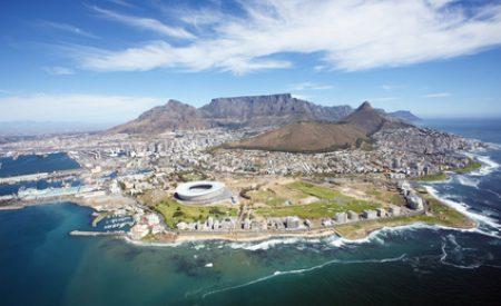 Hotspots in Kapstadt