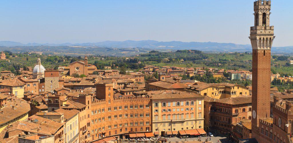 Siena – mittelalterliches Kleinod in der Toskana