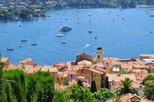 Südfrankreich Küste