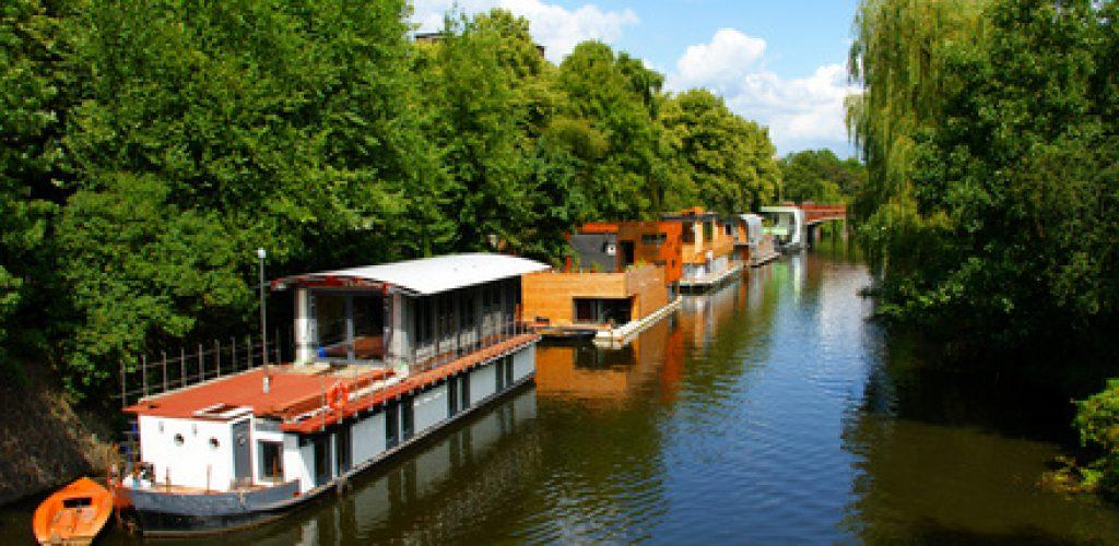 Romantisch! Mit dem Hausboot durch die Lagune von Venedig