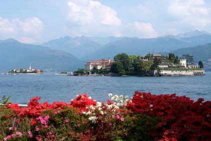 Die oberitalienischen Seen gehören zu den schönsten Landschaften Italiens.