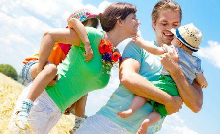 Familienurlaub in einer Jugendherberge in Deutschland