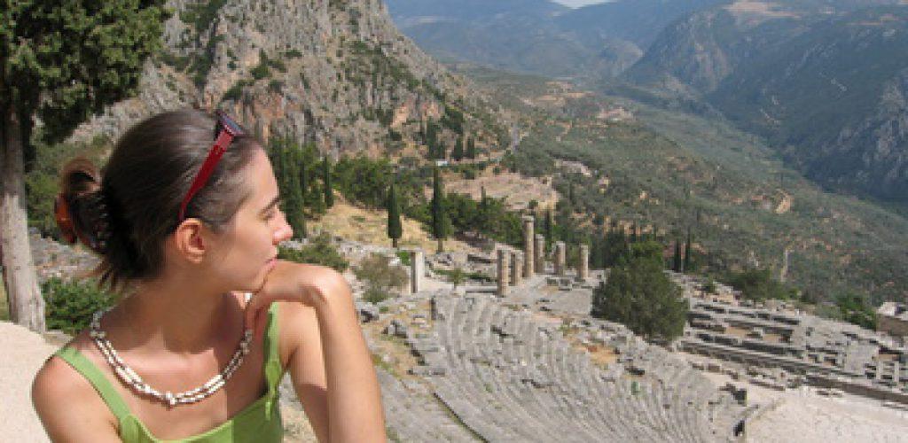 Urlaub auf dem Griechischen Festland