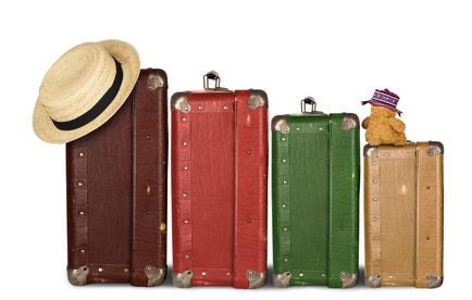 Der Artikel erläutert wie man richtig Koffer packt.
