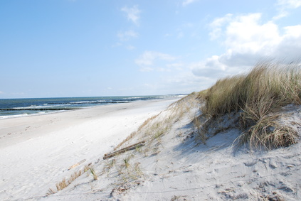 Die schöne Nordsee-Insel Rügen