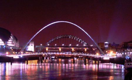 Städtereise Newcastle upon Tyne