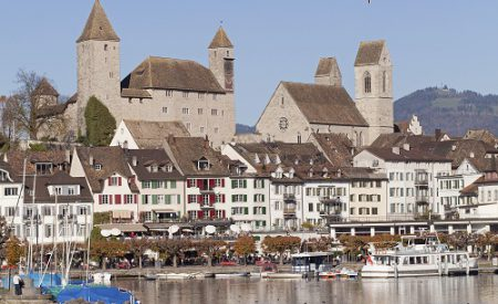 Hier wiegt die Geschichte schwer: Kulturstadt St. Gallen
