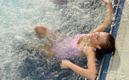 Bad Griesbach: Heilkräftiges Thermalmineralwasser wärmt in der kalten Jahreszeit