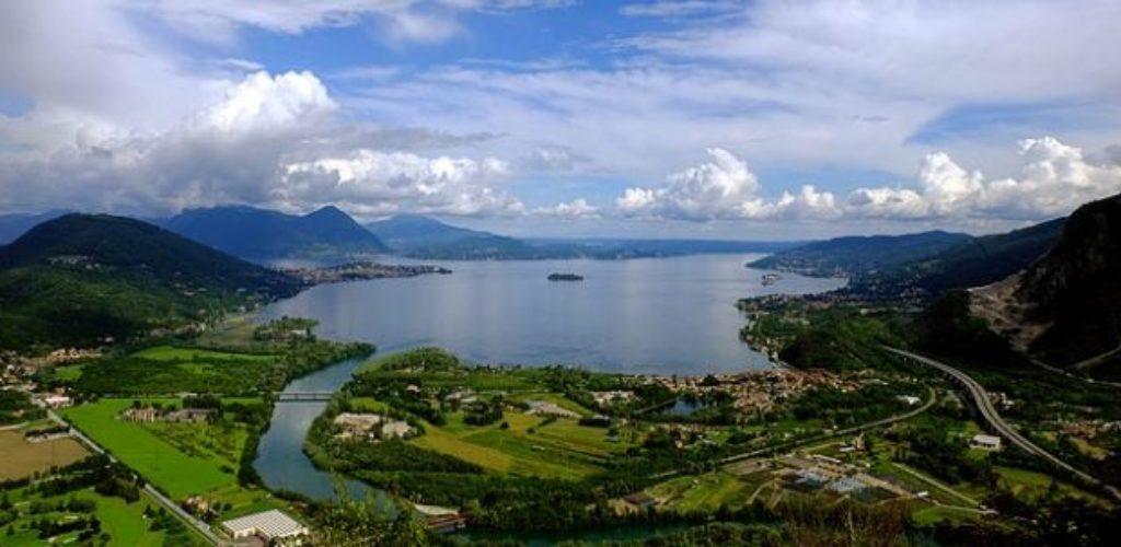 Ferien in Italien: Camping-Urlaub am Lago Maggiore